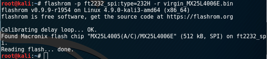 Extracting Firmware from the Virgin Super Hub 2ac – MDSec